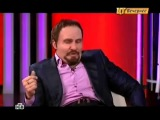 Михаил Стасов в программе ЦТ на канале НТВ
